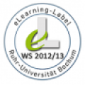 e-Learning Label WiSe 2012/13